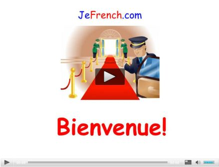 Basic french lesson 1 french greetings part 1 m4hsunfo